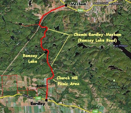 NeilyWorld Birding Ottawa NW Eardley Escarpment Gatineau Park